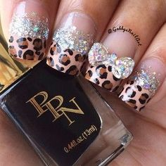 French leopard after all animal print is in for prom 2015