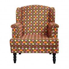 Vibrant Sofa Chair With Curvy Legs would grab your attention at first glance. The vivid sofa chair is designed to provide you unparallel comfort and class. It features beautiful over with bold prints. You will find its tiny curvy legs adorable. Sofa Chair, Armchair, Buy Sofa Online, Sofa Shop, Bold Prints, Home Furnishings, Curvy, Vibrant, Legs