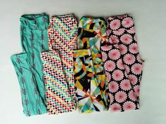 LuLaRoe Butter Leggings! Gorgeous prints!