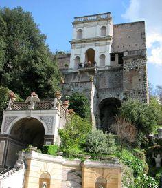 Villa D'Este & Tivoli, Italy