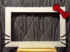 Supersize Hello Kitty Photo Frame Props