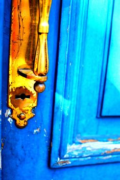 Argentine Rustic Door Photography Collection Buenos Aires