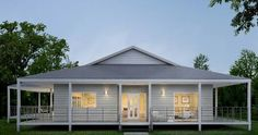 The beauty of queenslander homes is they offer space in spades. We understand the sunshine coast climate and the need to build homes that c. Queenslander House, Home Design Plans, Plan Design, Design Ideas, Modern Architects, Street House, Australian Homes, Facade House, Custom Home Builders