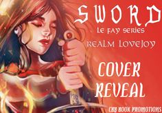 Book Lovers Life: Sword by Realm Lovejoy Cover Reveal and Giveaway!