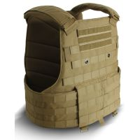 "The TYR Tactical® PICO-MVW Assaulters Plate Carrier (TYR-PICO-MVW-ITL) has a feature rich, utilitarian design which fits Ballistic Plates .25"" - 1"" thick. The addition of tourniquet mounting grommets and a removable assaulter zip-on back panel makes this a state-of-the-art body armor system that has a multi-platform modular design."