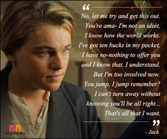 Titanic Love Quotes - 11 Best Ones From The Classic
