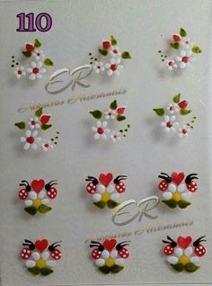 Pedicure flower daisies New Ideas Daisy Nails, Flower Nails, Nail Decals, Nail Stickers, Pedicure Nail Art, Gel Nails, Pedicure Tools, Ladybug Nails, Sunflower Nail Art