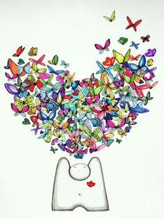El amor evoluciona by Marcelo Wong
