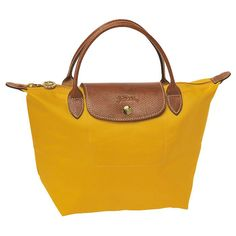 Le Pliage Longchamp bag! - these things are growing on me!