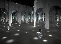 光 インスタレーション - Google 検索