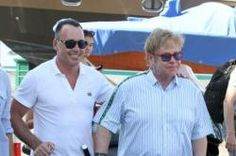 Sir Elton John and his partner David Furnish have revealed they are thrilled with their new son Elijah and have admitted fatherhood is much less nerve-wrecking the second time around