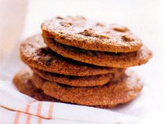 Tates Chocolate Chip Cookies, the best thin & crispy cookies ever!