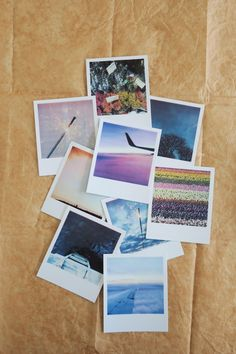 369dc3a2a9 All laid out / Prints from the Polaroid Pop Instant Digital Camera, Polaroid  Photos,