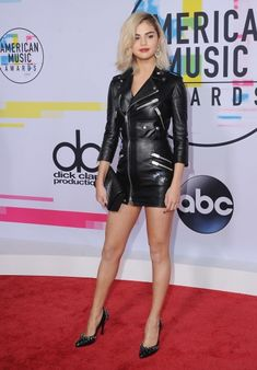 2017 AMERICAN MUSIC AWARDS IN LOS ANGELES