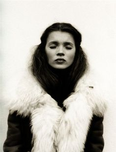 Kate Moss is a fucking babe