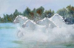 Ally Benbrook   WATERCOLOR