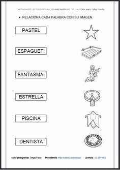 Vocabulary Instruction, Syllable, Teaching Spanish, Phonics, Literacy, Classroom, Education, School, Teacher