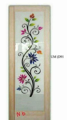 Pooja Room Door Design, Door Gate Design, Wooden Door Design, Wooden Doors, Window Glass Design, Glass Partition Designs, Window Grill Design, Glass Etching Designs, Glass Painting Designs