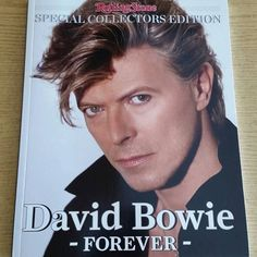 Finally... It's mine ❤❤❤ #DavidBowie #MrJones #rollingstone #special #love #mylove #remember #8jan #10jan2016 #instagramers #instago #instapic #picture #picoftheday #photooftheday #igers #amore