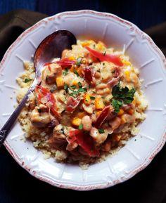 ... Recipes on Pinterest | Chickpea soup, Black bean soup and Veggie pasta