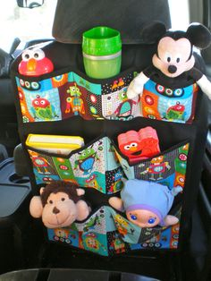 Amazon Registry: Car Organizer- So very functional. This one is cute but I'm not picky.