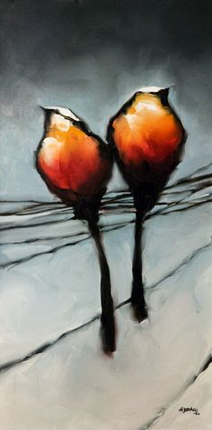 Braul, Harold - Birds