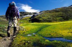 Wandelen in Noorwegen: typisch Noorse wandelweetjes | oppad.nl