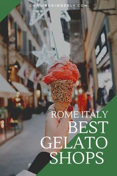 Are you a gelato lover? Well, you are not the only one!Check out my favorite and the Best Gelato in Rome Italy! I've got here 10 shops I personally tried and tasted and sure that you will love. Add this in your Gelato in Rome Italy Bucket list. Plus they are super cheap gelato shops in Rome they won't break your wallet at all! These are 10 hidden gems in Rome that you need to discover right now! #Gelato #Romeitaly #eatinrome #travel #desserts #Rome