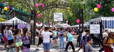 Make Some Good Memories With Your Friends At The Hester Street Fair