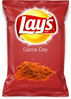 Game Day  the new Lay's Flavor! Lay's Potato Chip