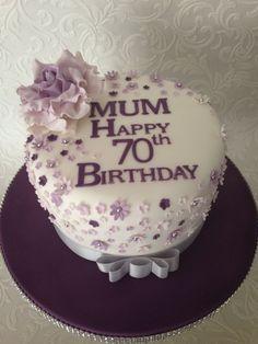 55 Best Birthday Cake For Mum Images Birthday Cakes Cookies Bakken
