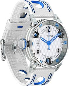 M Watch Golf Master Ladies Dark Blue Hands- Watch Available to buy online. Brm Watches, Watches For Men, Matches Today, Lady Grey, Watch Model, Telling Time, Latest Jewellery, Van Cleef Arpels, Chronograph