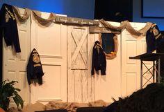 2014-2015 Oologah FFA Banquet backdrop.