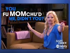 ABC Family - Baby Daddy  Gotta love melissa peterman!