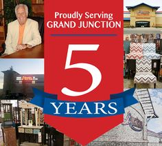 Happy 5 Years to our Grand Junction store!
