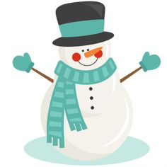 Image result for snowman clipart free