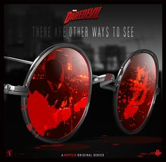 """#Daredevil """"There are other ways to see"""""""