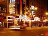Playhouse Square in downtown Cleveland and all the top notch Broadway shows there!