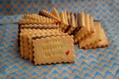 Joyeux biscuit de Noël ! avec Shanty Biscuits