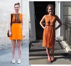 Energy and Vitality the new fashion Values #OrangeyourLife