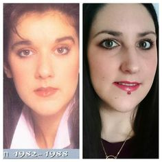 Got told I looked like a young Celine Dion - Edition 4!!  Don't worry only 1 left...saving the best for last. Can you tell I'm in bed bored? @thefitfarmerswife @kirstygilboy @chellingtonboots  #bbloggers #Beautyblog #beautyblogger #Beauty #spoonie #spooniebeauty #spoonieblogger #fibromyalgia #fibro #cfsme #mecfs #Celinedion #celinedionlookalike #lookalike #celebritylookalike #katiecupcakelifewithme