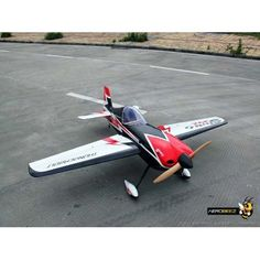 "Amazon.com: 73"" 25% Scale Sbach 342 30cc Gas 3D Aerobatic ARF RC Airplane Thunderbolt: Toys & Games"