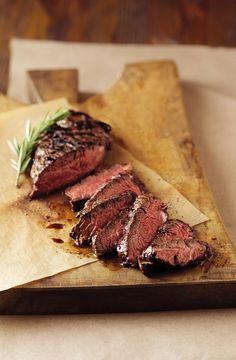 Hanger Steak vom Grill   Zeit: 20 Min.   http://eatsmarter.de/rezepte/hanger-steak-vom-grill