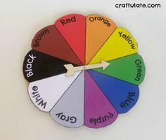 Colour Hunt Spinner