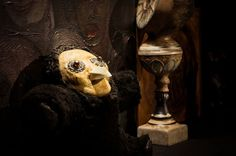 """shay id alony - """"Magicis Cubiculum Curiositatibus"""", Hertzelia Museum of Art, 2012."""