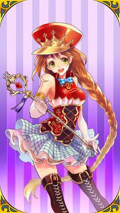 【闇R】郵便姫 アコ・レター   姫様救出対策本部-ウチの姫さまがいちばんカワイイ!