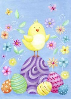 Our key principles are Fairness, Ability, Creativity, Trust and that's a F. Easter Art, Hoppy Easter, Easter Crafts, Easter Bunny, Easter Chick, Ostern Wallpaper, Easter Paintings, Easter Illustration, Easter Backgrounds