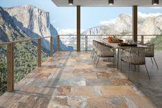 Terrazas - Aplicaciones - Hazlo con Cerámicos Exterior, Patio, Outdoor Decor, Home Decor, Rooftops, Decks, Decoration Home, Room Decor, Outdoor Rooms
