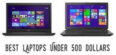 10 Best Laptops Under $500 2016