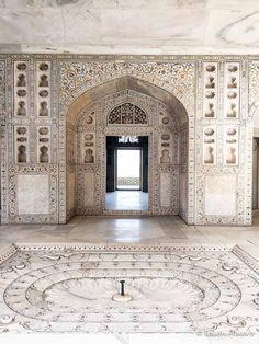 interior do Khas Mahal